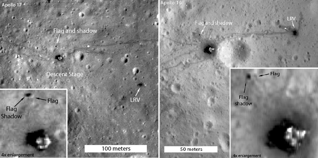 달에 대한 소식 세 가지