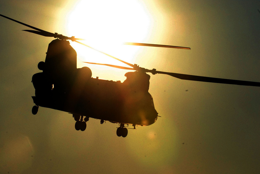 배치 50주년을 맞이하는 CH-47 치누크 헬기
