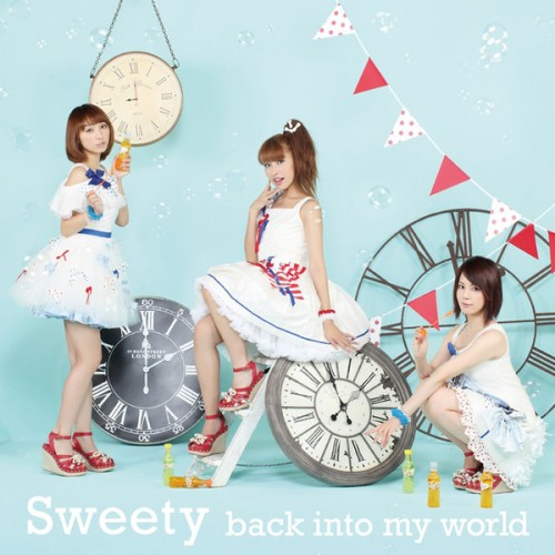 Sweety - back into my world