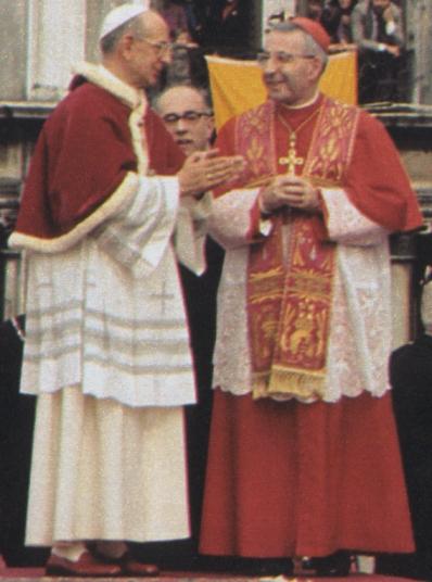 제263대 교황 선출