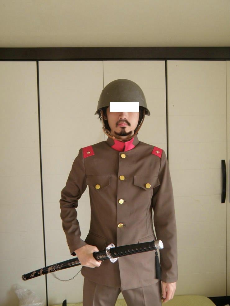 풍Q 일본군 코스프레의 원조