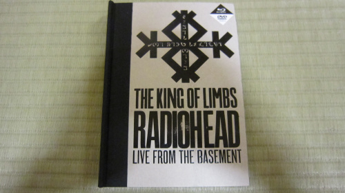 라디오헤드 - King of Limbs: Live from the Ba..