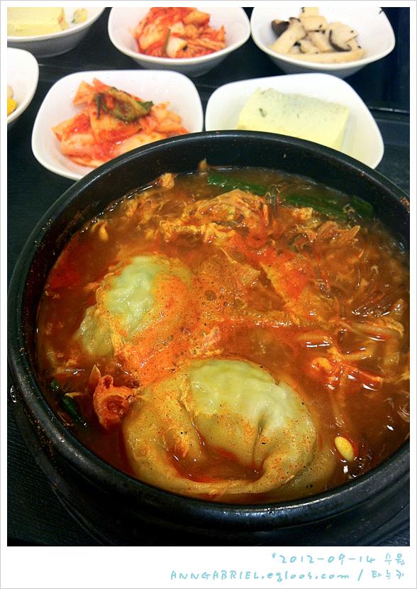 [수원] 자극적이지 않은 병원식당, 성빈센트 병원..