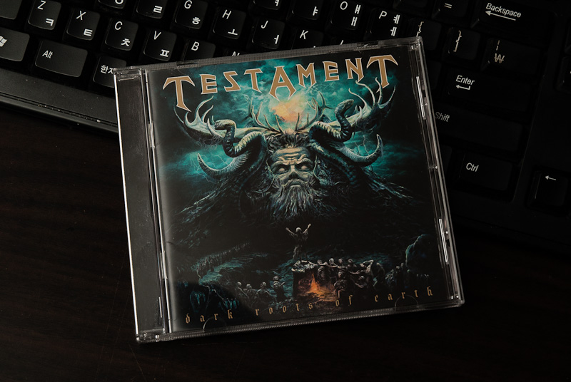 Dark Roots Of Earth - Testament / 2012