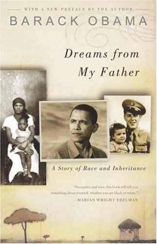 [책 리뷰] Dreams from My Father: A Story of R..