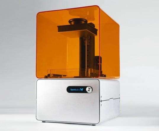 a low-cost, high-quality 3D printer