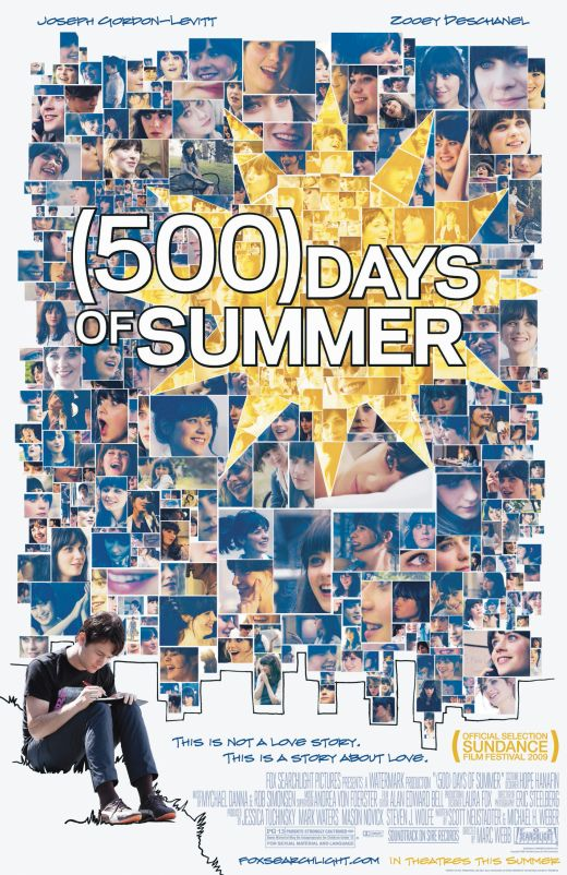 500일의 썸머, [500] Days Of Summer , 2009
