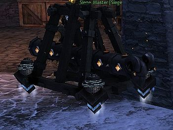 <Guild Wars 2>길드워2 Siege Weapon 정리