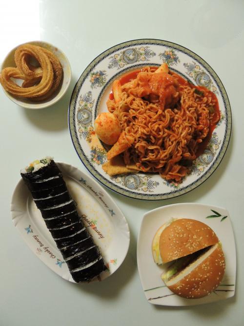 2012-10-13의 저녁밥상